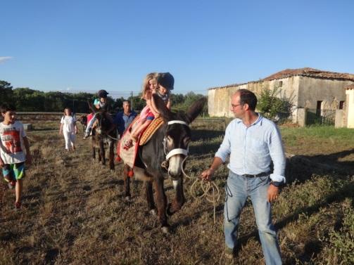 Gezin naar Faia Brava 3