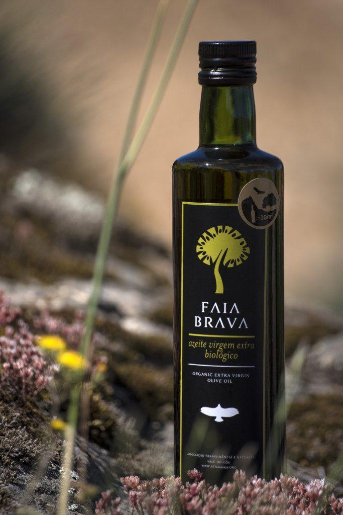 biologische olijfolie uit natuurgebied