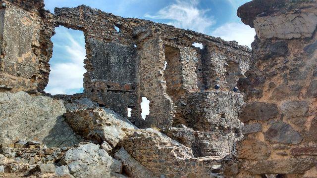 Indrukwekkende ruïne